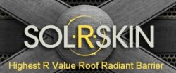 SOL-R-SKIN High R Value Roof Barrier