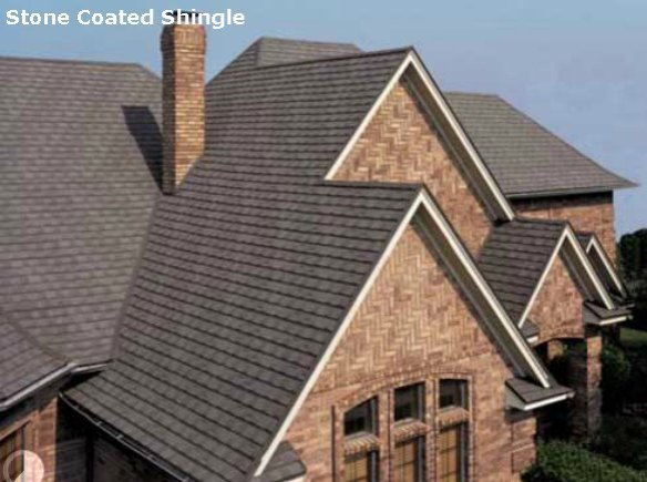 Stone Coated SHINGLE