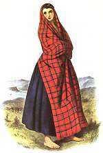 Highland woman