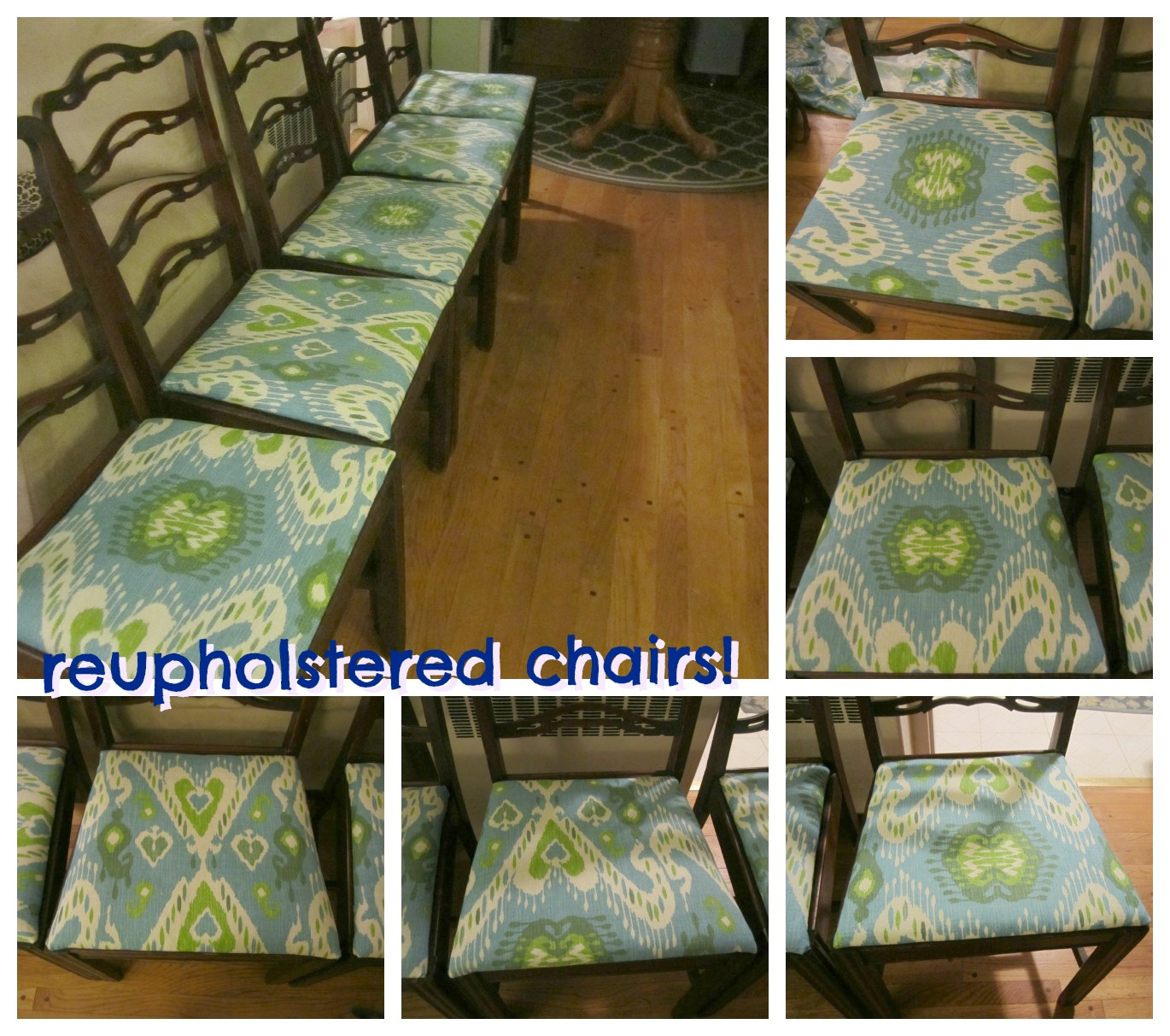 material to recover dining room chairs sears outside reupholstering gypsy soul reupholstered
