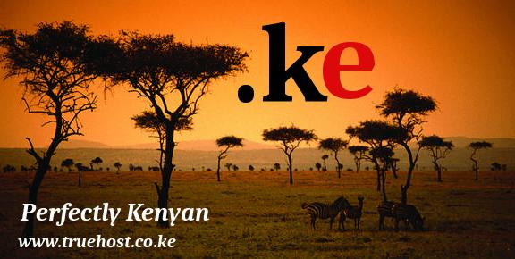 ke domain registration in Kenya |