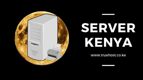 Servers in Kenya