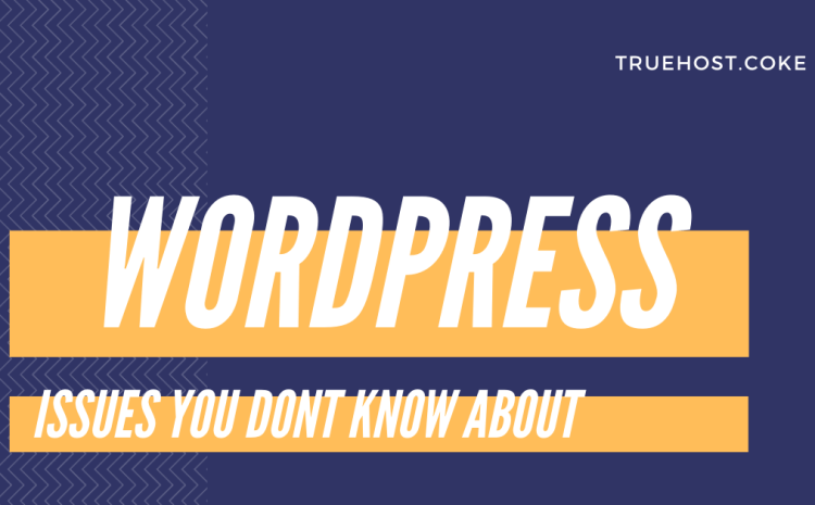 wordpress-issues