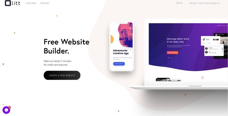Olitt Homepage