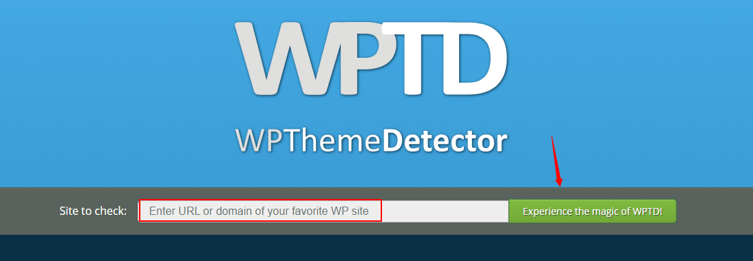 WpThemeDetector: What WordPress Theme Is That?