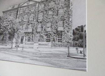building drawing detail