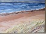 landscape painting detail