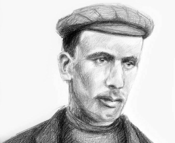 seaman drawing detail