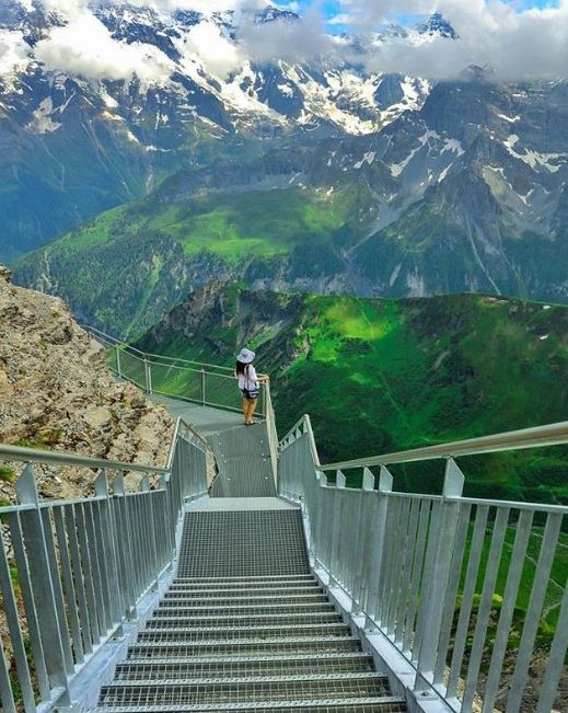 Schilthorn – Switzerland Schilthorn – Switzerland
