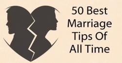 50 Best Marriage Tips Of All Time – Uplifting Stream
