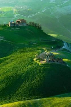 Tuscany, Italy :D