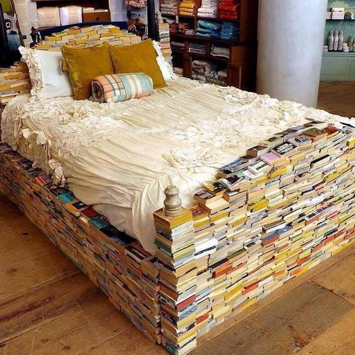 Would you sleep here?