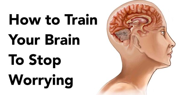 Train Your Brain To Stop Worrying With THESE 3 Simple Habits!