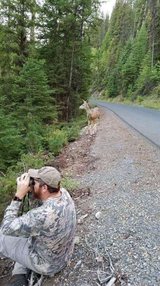 Whatcha lookin' at?