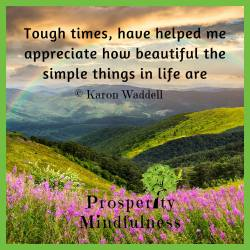 tough times can totally change your perspective  …so enjoy the time you have right now (an ...