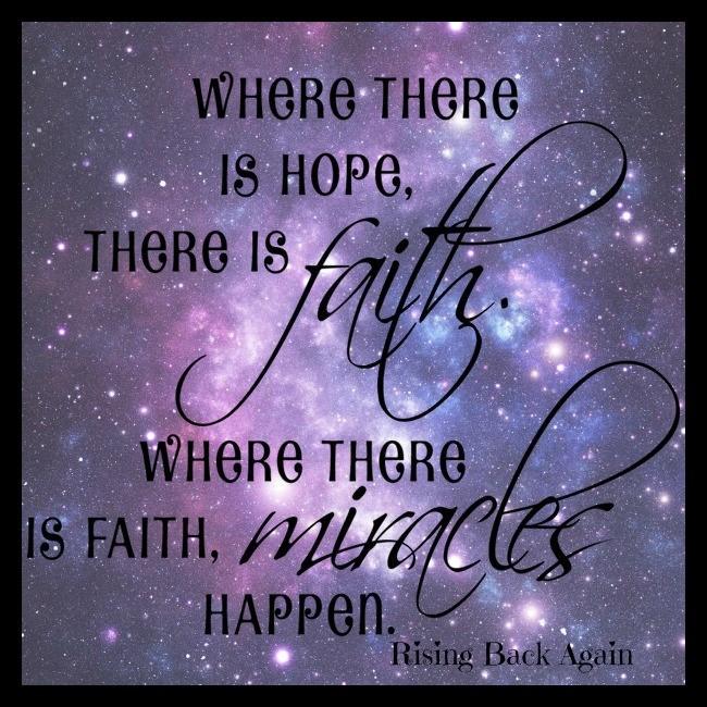 Amen Miracles Happen  <3