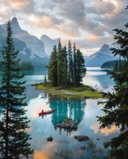 Sublime Nature  Jaspar National Park, Canada