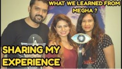 MEGHA DHADE A TRUE INSPIRATION – LIVE REVIEW POST MEETING MEGHA | BIGG BOSS MARATHI