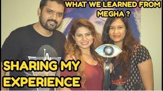 MEGHA DHADE A TRUE INSPIRATION – LIVE REVIEW POST MEETING MEGHA | BIGG BOSS MARATHI