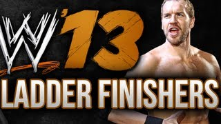 WWE 13 – New Ladder Finishers/Signatures? (Viewer Suggestion)