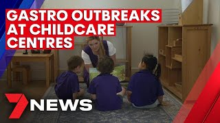 Gastro outbreaks at Adelaide childcare centres cause concern | 7NEWS