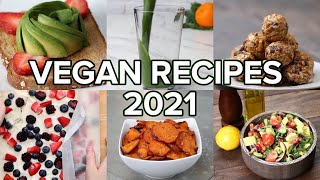 Kick Start The New Year With These Healthy Vegan Recipes