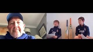 Graham Gooch, the English batting legend. a true inspiration – interviewed 14th May 2020