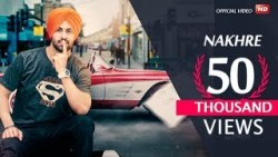 Ravinder Bhinder – Nakhre – Third Eye – Brand New Punjabi Songs 2016