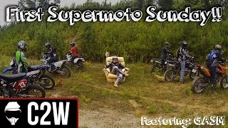 First Supermoto Sunday!!