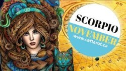 SCORPIO NOVEMBER BONUS ***Wow!!! You guys are a true inspiration!***