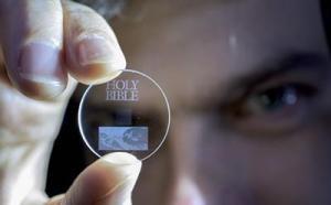 Optical Data Storage Forever