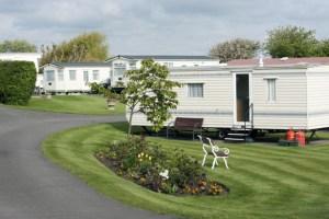 Selling a caravan or camping park