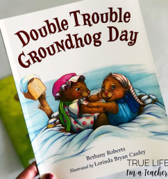 Groundhog Day Read Alouds and Activities   True Life I'm a Teacher [ 1000 x 1000 Pixel ]