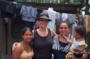 Wendy, another of the 480 Girls, in El Salvador
