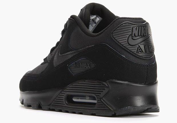 2019 的 Nike Air Max 2018 Leather Red Black Running Shoe