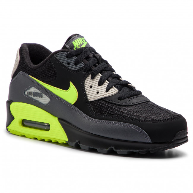 terrorista miel inercia  Nike Air Max 90 Essential Dark Grey/Volt/Black | AJ1285-015 - True Looks