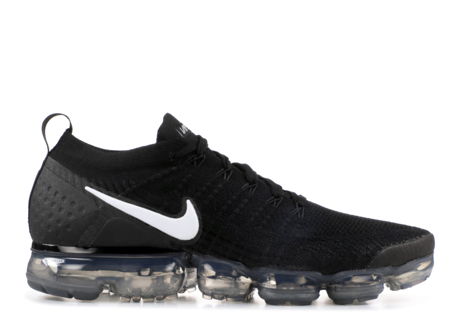 342236100f Nike Air Vapormax Flyknit 2 Black-White-Dark Grey - True Looks