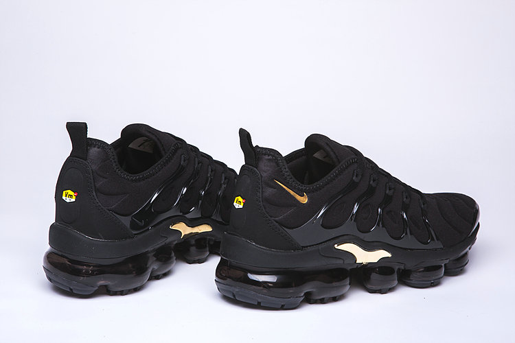 21e9ec7202f Nike Air VaporMax Plus Black Gold TN - True Looks