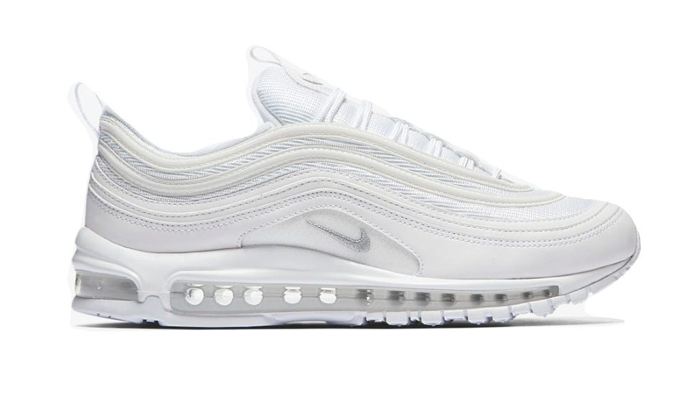 lowest price 17fa8 1c90a Nike Air VaporMax 97 Triple White| 921826-101 - True Looks