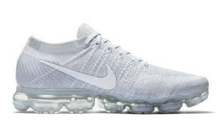a72619b4d863 Air VaporMax Pure Platinum 849557-004 ...