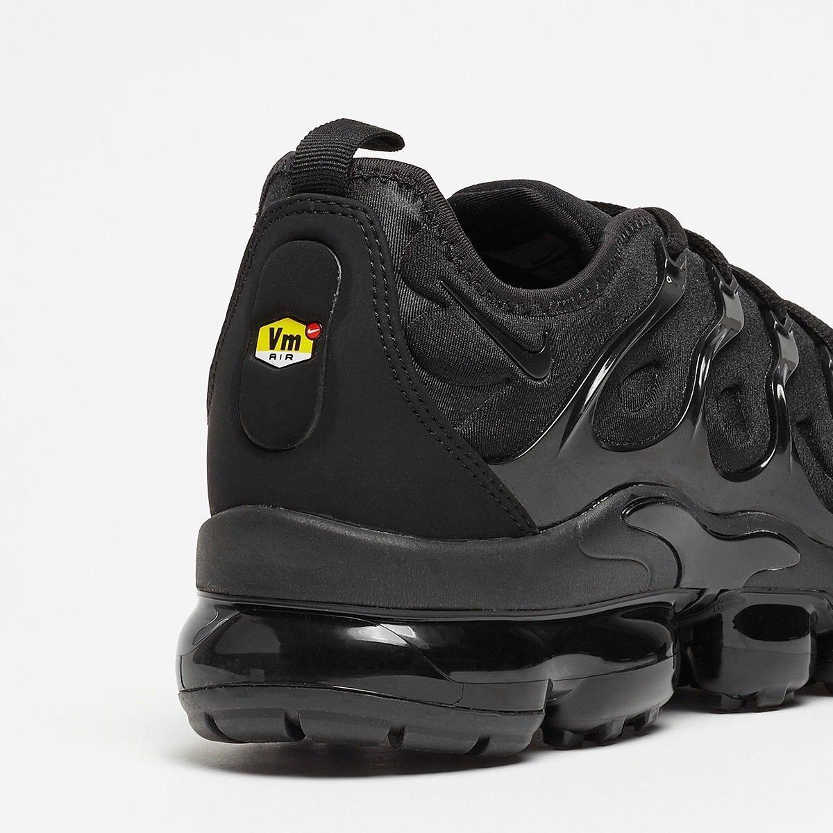 Nike Air VaporMax Plus All Black 924453