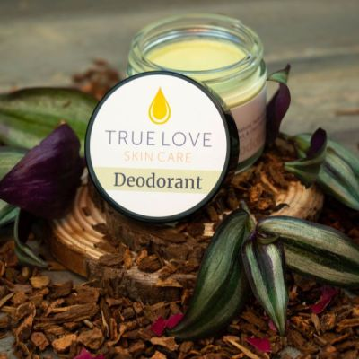 True Love Skin Care Deodorant
