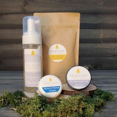 True Love Skin Care First defense pack