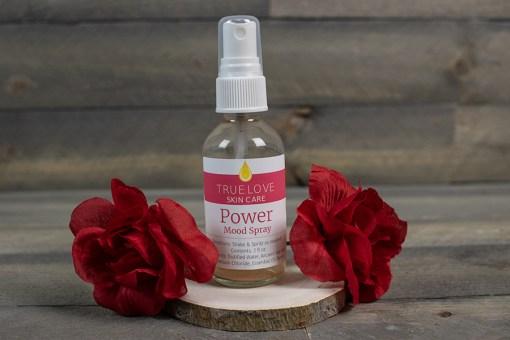 True Love Skin Care Power Mood Spray