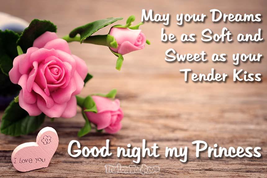 sweet good night love