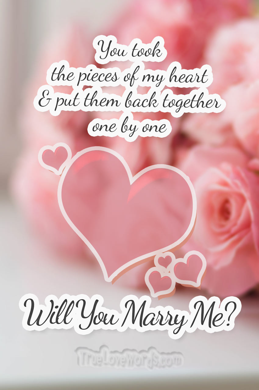Marry Me Quotes (9 quotes) - Goodreads