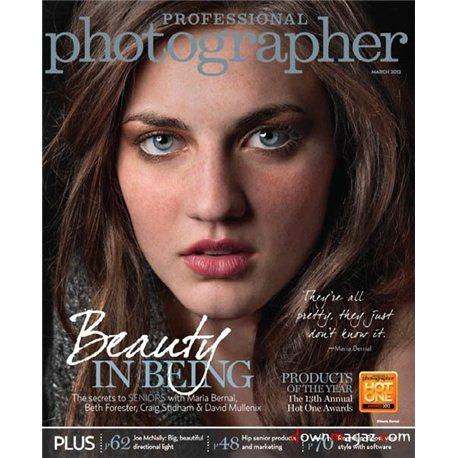 Professional Photographer Magazine Magazine Subscription