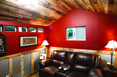 How to Convert a Shed into a Man Cave 1