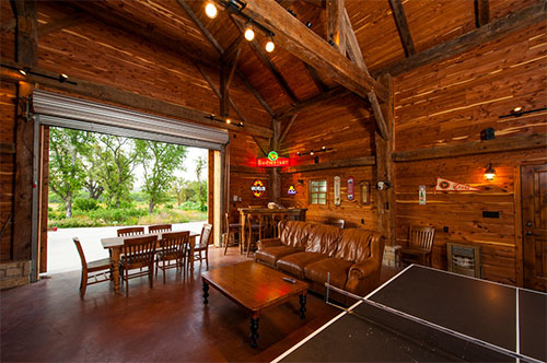 How to Convert a Shed into a Man Cave 3