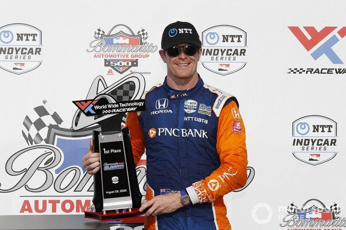 IndyCar Gateway: Dixon holds off Sato to grab 50th win